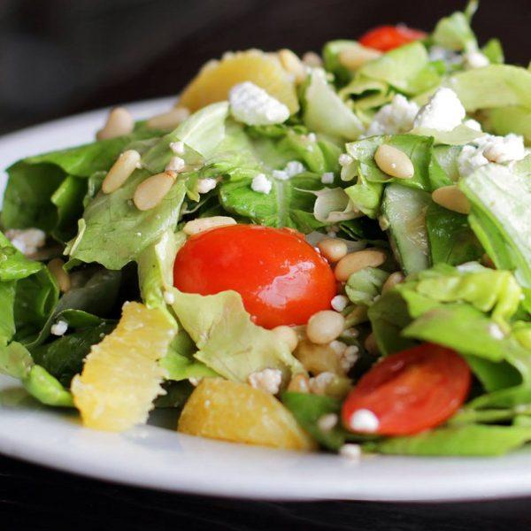 Stuck on Salad